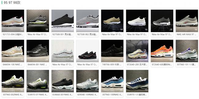 Nike Air Max 95 Archivos | WLKNS